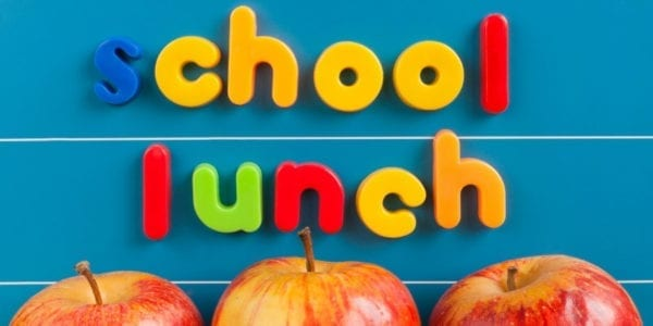 School Lunch Polk County