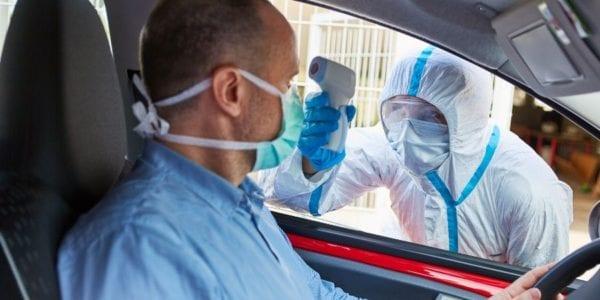Coronavirus testing Lakeland
