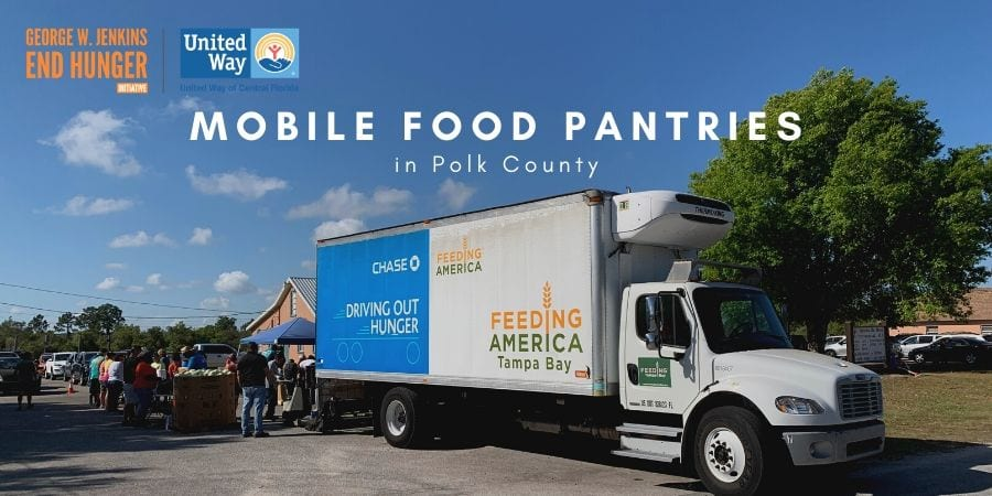 Mobile Food Pantries in Polk County – Lakeland, Winter Haven, Mulberry, Auburndale, Bartow & more