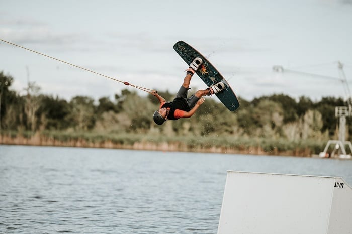 Elite Cable Park Wakeboarding