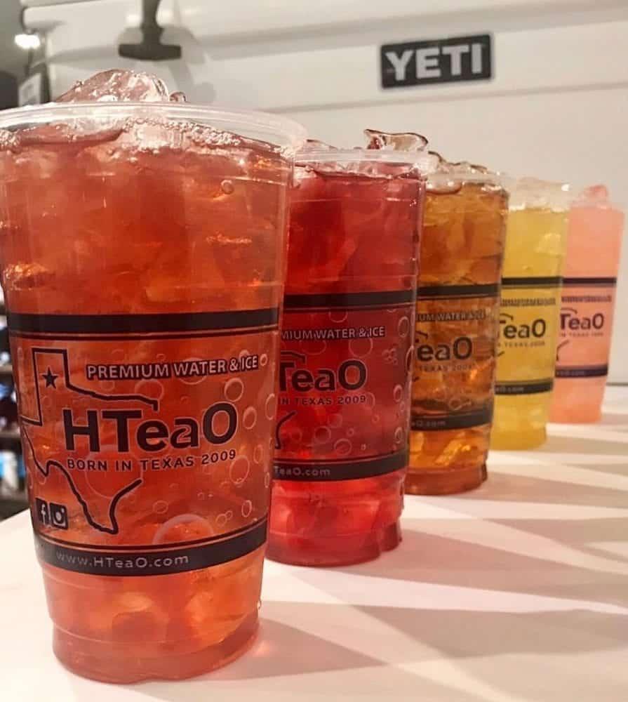 HTeaO Iced Tea Lakeland FL