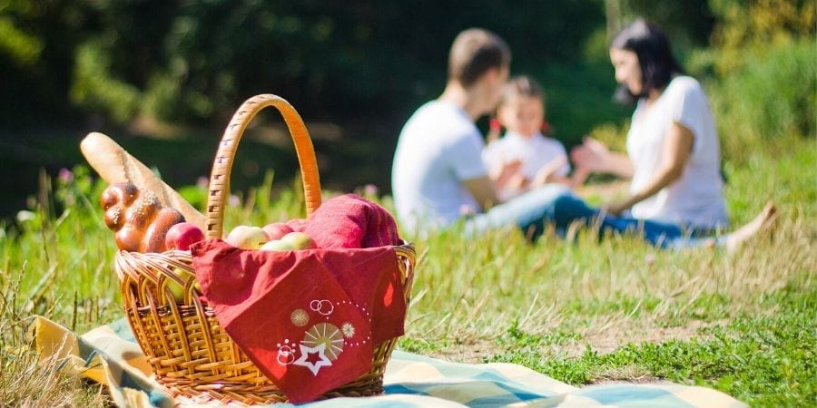 10 Places to Enjoy a Picnic in Lakeland