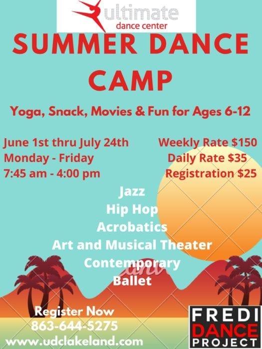 UDC Summer Camp 2020