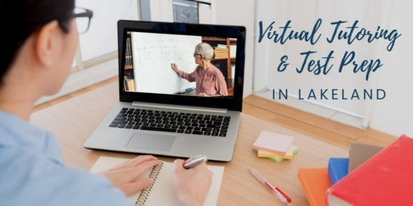 Virtual Tutoring & Test Prep