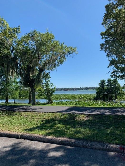 Lake Hollingsworth Lakeland 3 miles