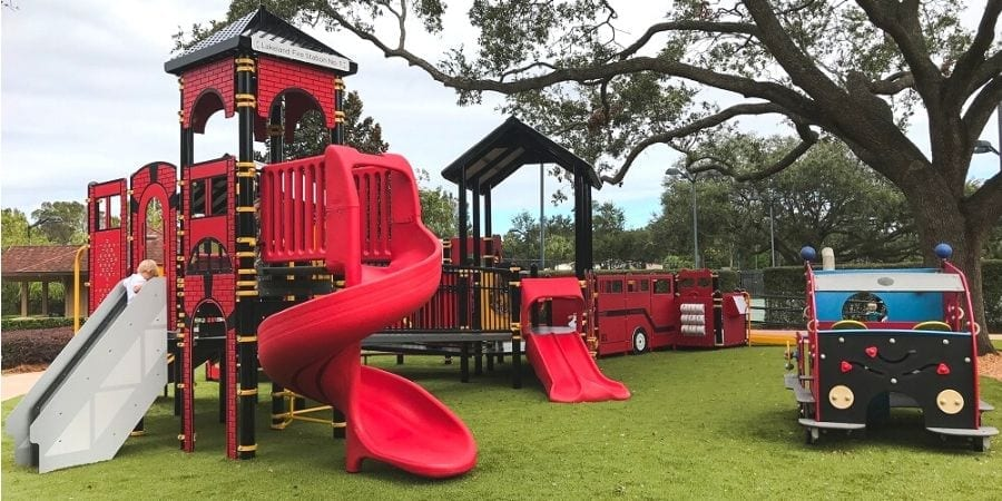 Which Playgrounds are Open in the Lakeland area