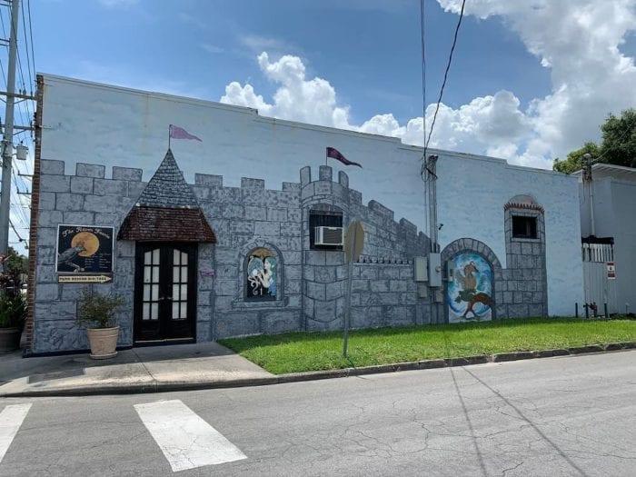 Lakeland Murals Castle