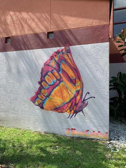 Lakeland Murals Venue Butterfly (2)