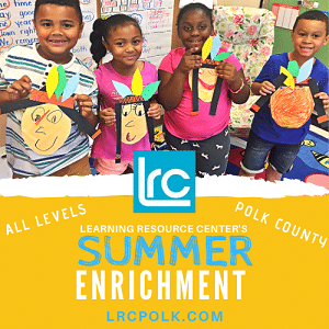 Learning Resource Center Summer Camps