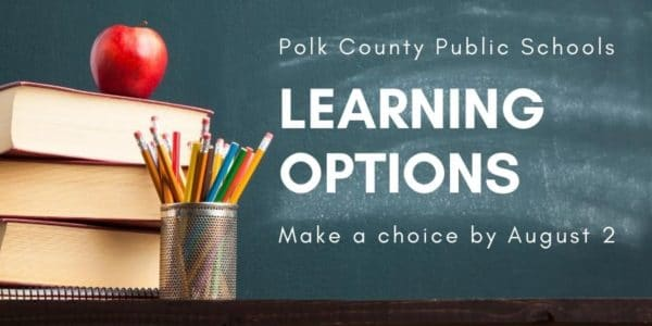 Polk County Public Schols Reopening