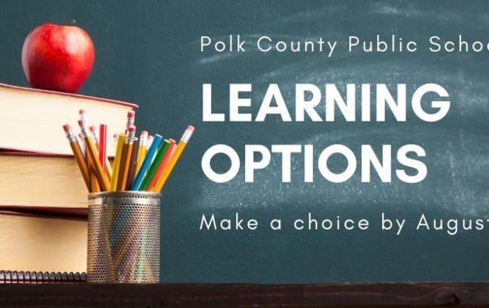 Polk County Public Schols Reopening