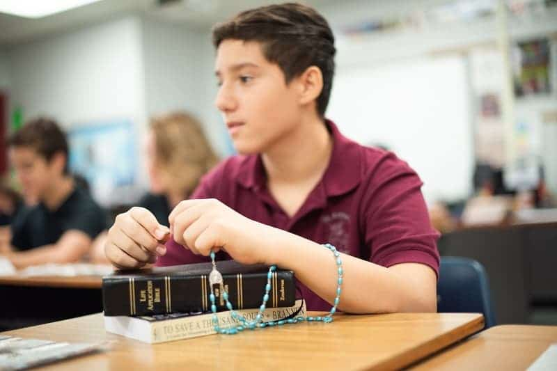 Polk County Catholic Schools