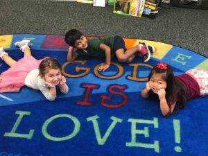 Polk County Catholic Schools Preschool