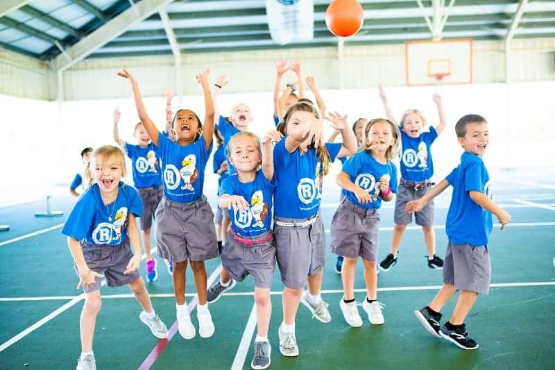Polk County Catholic Schools Preschool