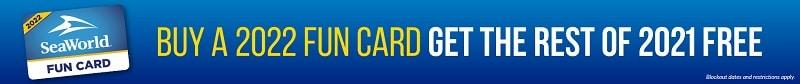 Sea World 2022 Fun Card Coupon Code