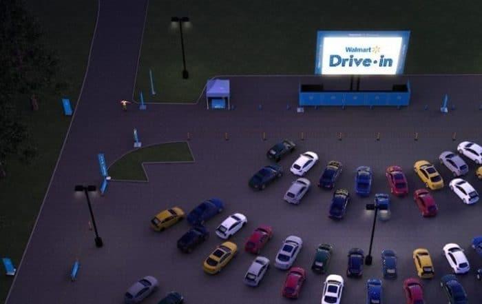 Walmart Drive In Lakeland
