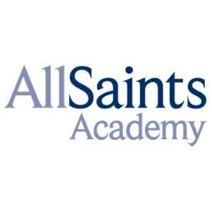 all saints academy logo