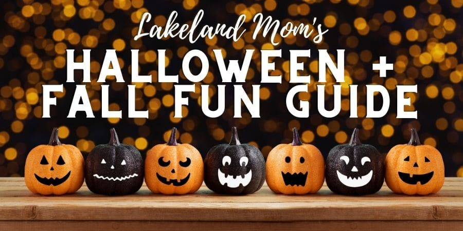Halloween Fun Guide Lakeland Florida