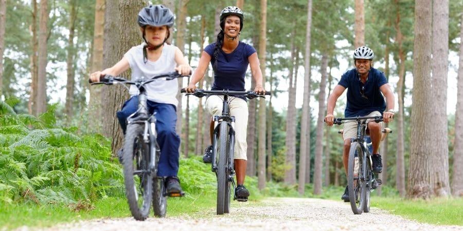Bike Paths Lakeland Polk County