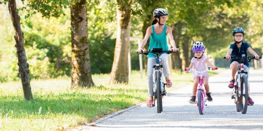 Bike Trails for Kids Lakeland Polk County
