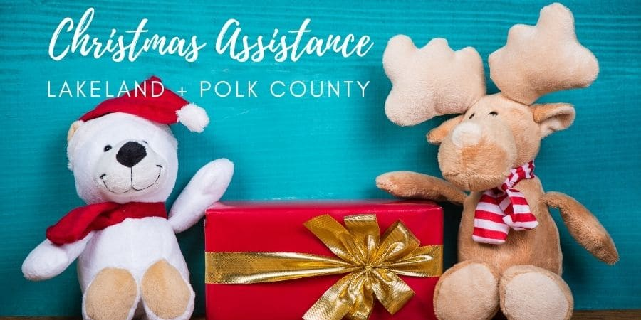 Christmas Assistance Toys for Tots Salvation Army Lakeland Florida