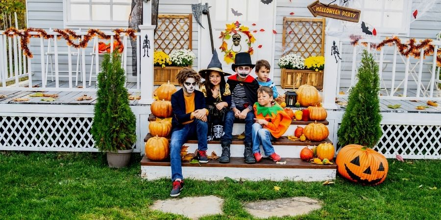 The Best Places for Halloween Trick or Treating in Lakeland