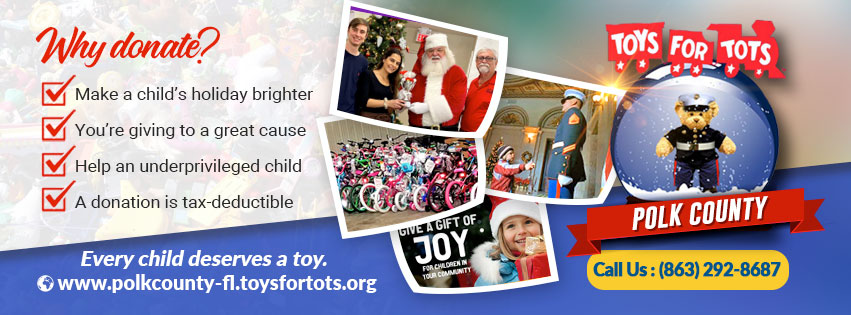 Polk County Toys for Tots
