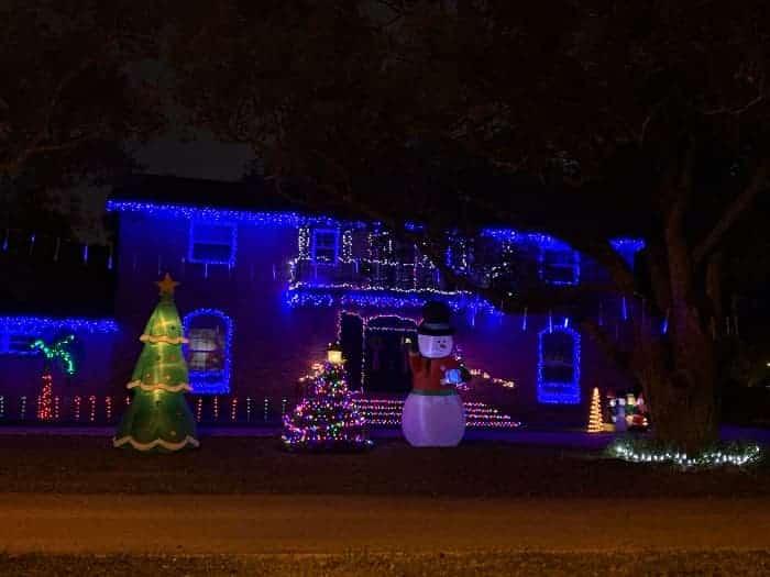 Lakeland Florida Christmas Lights Farlington
