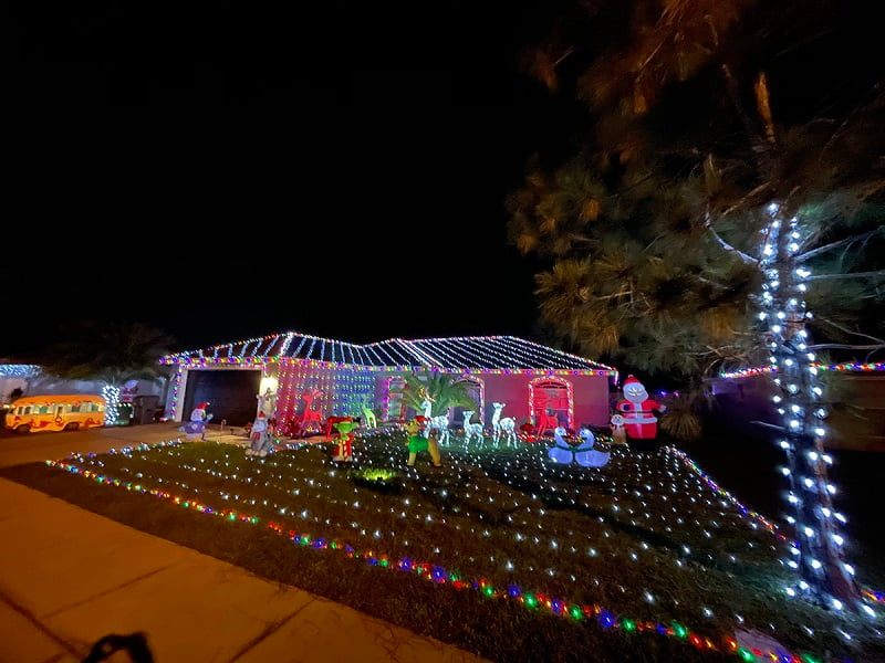 Mulberry Florida Christmas Lights