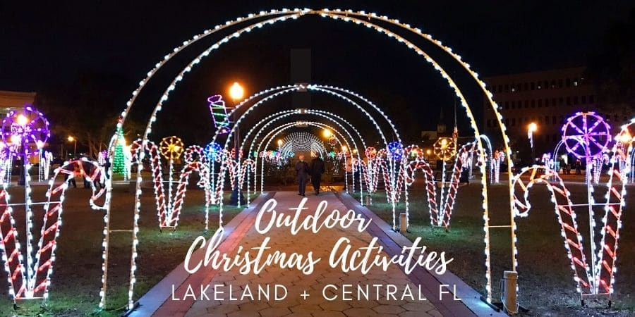 Lakeland Christmas Lights 2021-2021 Schedule 25 Outdoor Christmas Events And Activities In Lakeland Central Florida