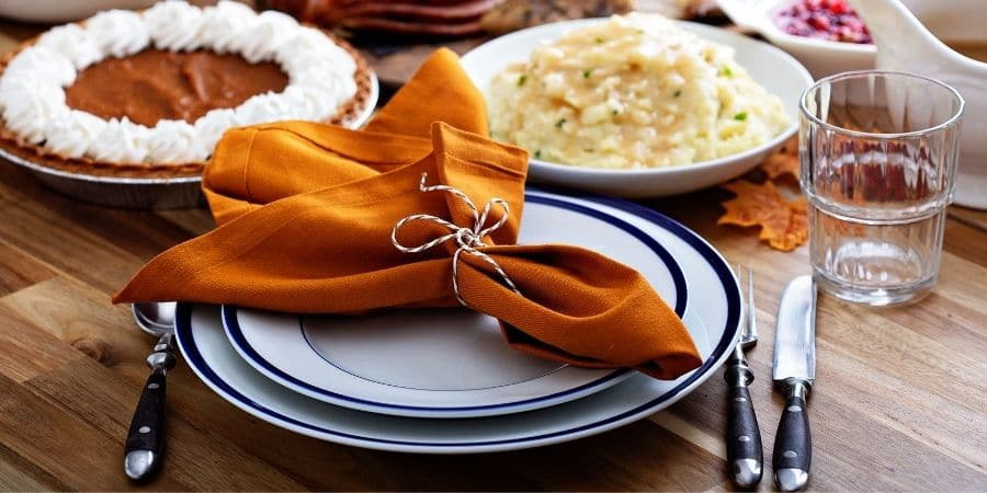Restaurants Open on Thanksgiving in Lakeland + Polk County