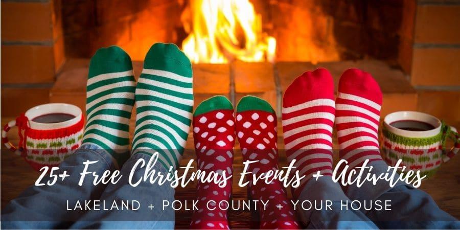 Free Christmas Activities Lakeland Florida