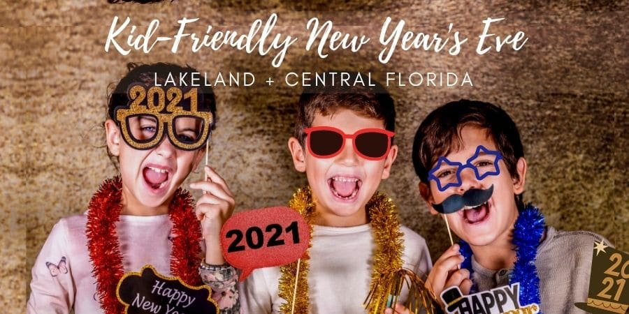 New Years Eve with Family Lakeland Tampa Orlando