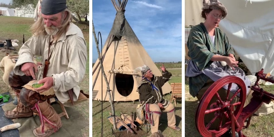 Experience Living History at the Alafia River Rendezvous – January 22-23
