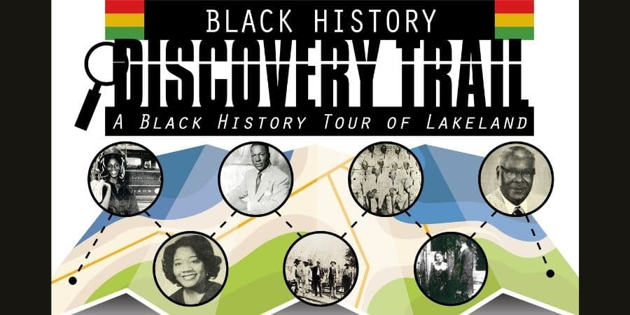 Black History Discovery Trail Lakeland