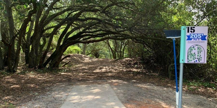Disc Golf Lakeland Florida