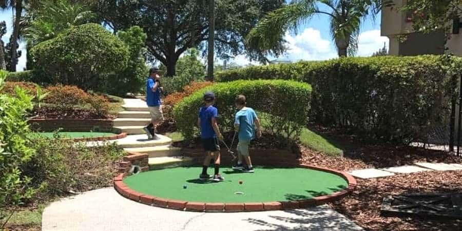 Mini Golf Lakeland Florida