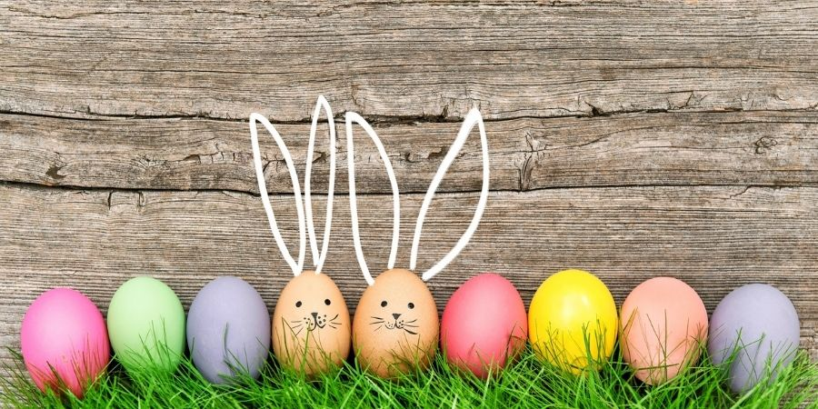 Easter Egg Hunts + Bunny Photos in Lakeland and Polk County