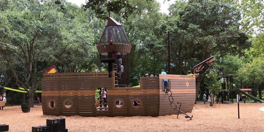 Free Things to Do in Lakeland Florida Rotary Playground
