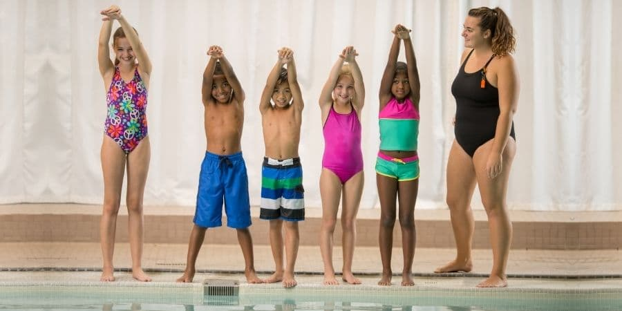 Group Swimming Lessons Lakeland Winter Haven FL