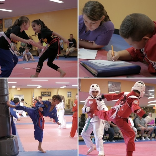 Choe's Martial Arts Summer Camp