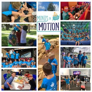 Minds in Motion 2021 Summer Camp