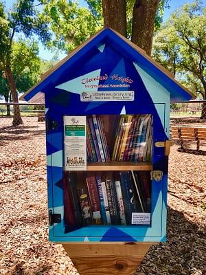 Little Free Library Lakeland FL (1)
