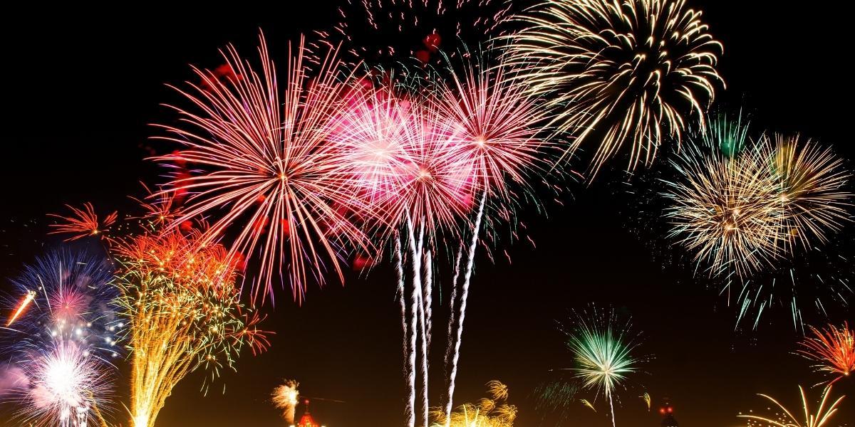 4th of July Fireworks Lakeland Polk County FL