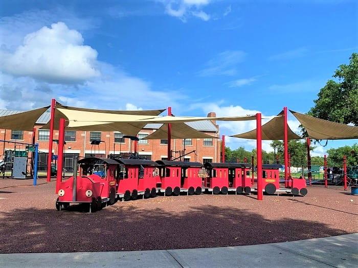 Lake Eva Park Playground