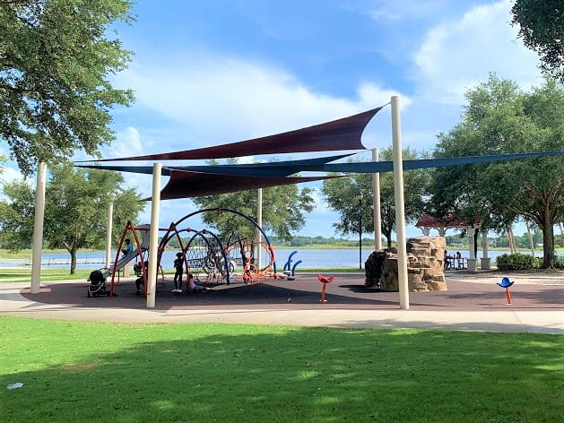 Lake Eva Playground Haines City FL