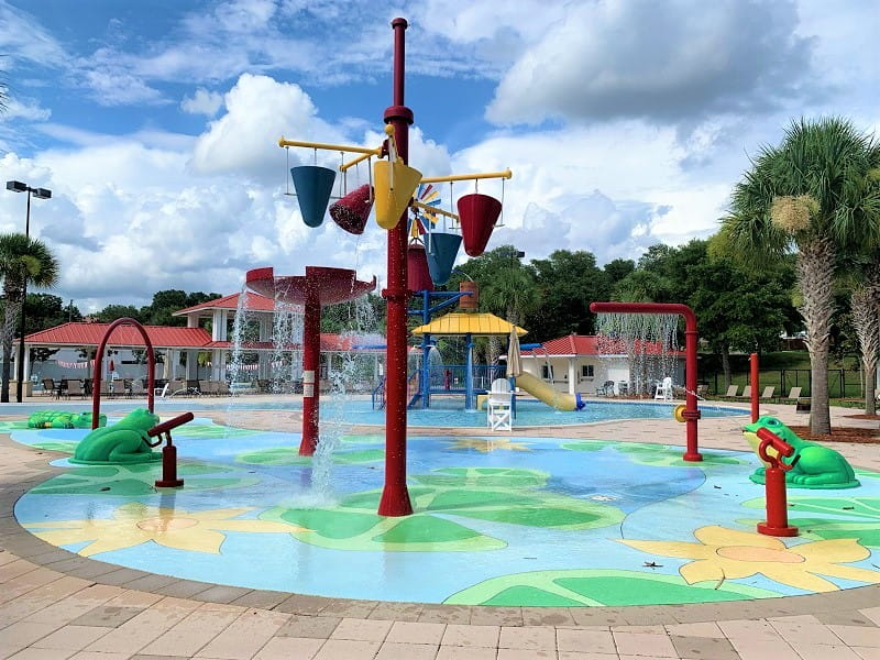 Lake Eva Splash Pad Haines City FL