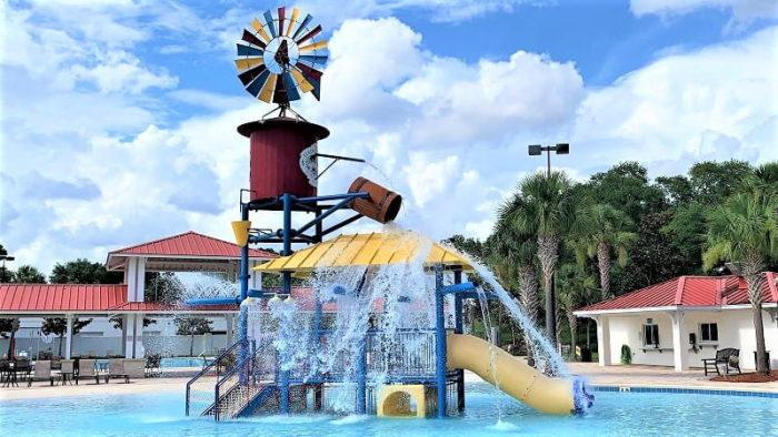 Lake Eva Water Park Haines City Florida