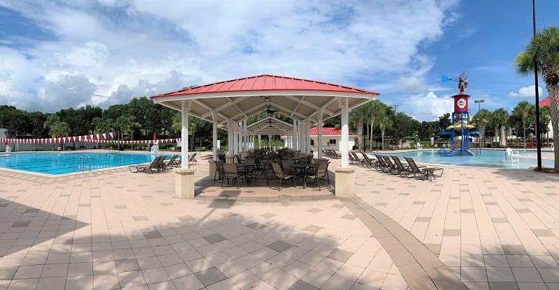 Lake Eva Water Park Pavilion Private Rentals