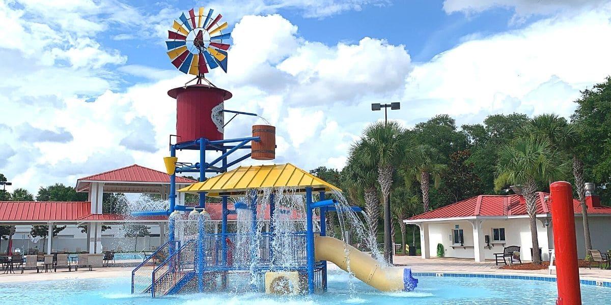 Lake Eva Water Park Pool Haines City FL